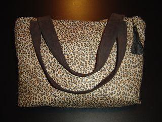 Leopard purse-1